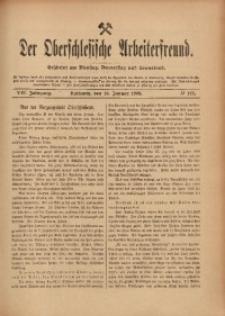 Der Oberschlesische Arbeiterfreund, 1907/1908, Jg. 8, No 123
