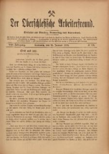 Der Oberschlesische Arbeiterfreund, 1907/1908, Jg. 8, No 126