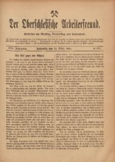 Der Oberschlesische Arbeiterfreund, 1907/1908, Jg. 8, No 147