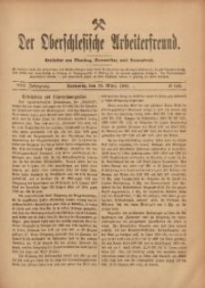 Der Oberschlesische Arbeiterfreund, 1907/1908, Jg. 8, No 149
