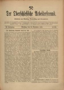 Der Oberschlesische Arbeiterfreund, 1908/1909, Jg. 9, No 109
