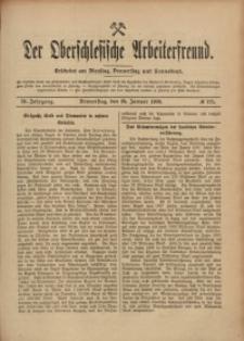Der Oberschlesische Arbeiterfreund, 1908/1909, Jg. 9, No 127