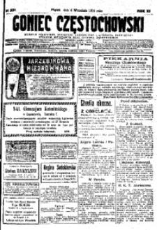 Goniec Częstochowski, 1914, R. 11, No 238