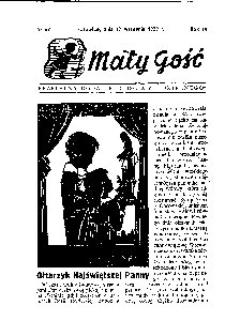 Mały Gość, 1939, R. 14, nr 38