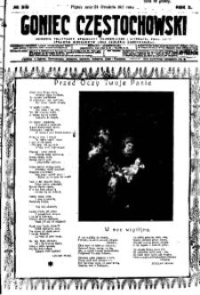 Goniec Częstochowski, 1915, R. 10, No 310