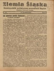 Ziemia Śląska, 1932, R. 6, nr 16