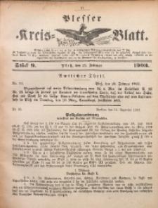 Plesser Kreis-Blatt, 1903, St. 9