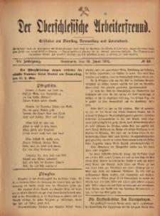Der Oberschlesische Arbeiterfreund, 1905/1906, Jg. 6, No 30