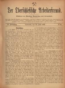 Der Oberschlesische Arbeiterfreund, 1905/1906, Jg. 6, No 34