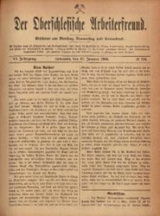 Der Oberschlesische Arbeiterfreund, 1905/1906, Jg. 6, No 126