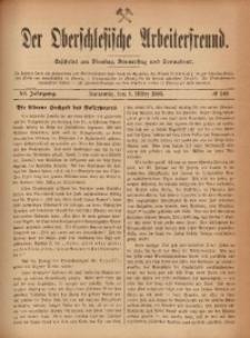 Der Oberschlesische Arbeiterfreund, 1905/1906, Jg. 6, No 140