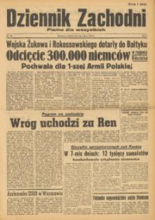 Dziennik Zachodni, 1945, R. 1, Nr. 25