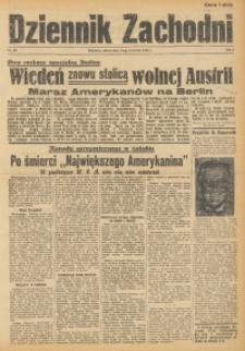 Dziennik Zachodni, 1945, R. 1, Nr. 60