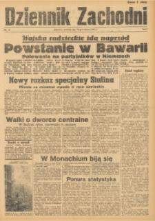 Dziennik Zachodni, 1945, R. 1, Nr. 75