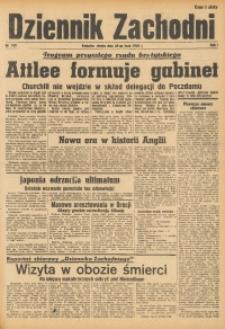 Dziennik Zachodni, 1945, R. 1, Nr. 162