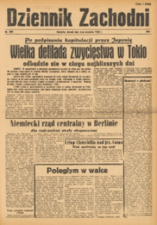 Dziennik Zachodni, 1945, R. 1, Nr. 200