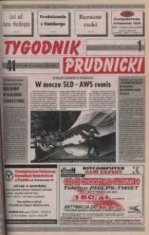 Tygodnik Prudnicki : gazeta powiatowa : Prudnik, Biała, Korfantów, Głogówek, Lubrza. R. 9, nr 41 (412).