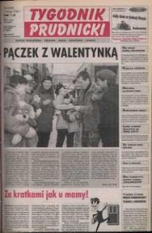 Tygodnik Prudnicki : gazeta powiatowa : Prudnik, Biała, Głogówek, Lubrza. R. 10, nr 6 (429).