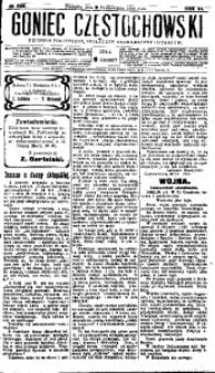 Goniec Częstochowski, 1916, R. 11, No 229