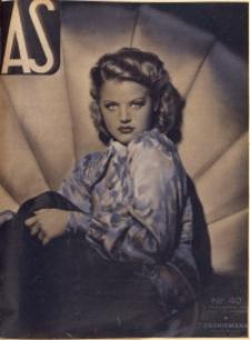 As. Ilustrowany magazyn tygodniowy, 1936, R. 2, nr 40