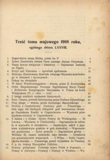 Dzwonek Częstochowski : pismo miesięczne, illustrowane, 1908, [R.8], [T.2] (75) - [luty]