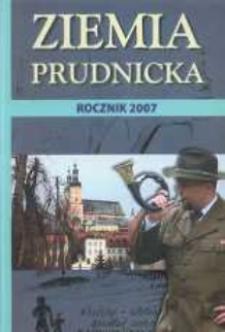 Ziemia Prudnicka : rocznik 2007.