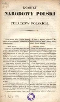 Komitet Narodowy Polski do tułaczow polskich