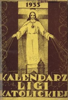 Kalendarz Ligi Katolickiej 1933, R. 8