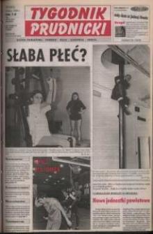 Tygodnik Prudnicki : gazeta powiatowa : Prudnik, Biała, Głogówek, Lubrza. R. 10, nr 9 (432).