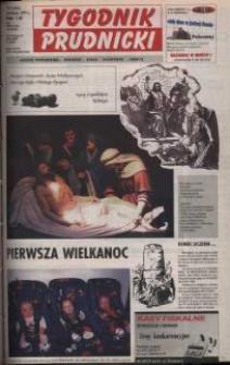 Tygodnik Prudnicki : gazeta powiatowa : Prudnik, Biała, Głogówek, Lubrza. R. 10, nr 13 (436).