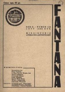 Fantana 1939, R. 2, nr 2