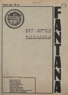 Fantana 1939, R. 2, nr 5