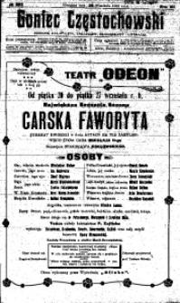 Goniec Częstochowski, 1918, R. 13, No 202