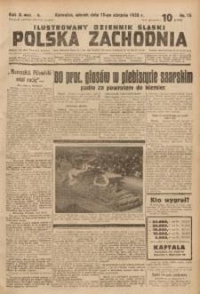 Polska Zachodnia, 1935, R. 10, nr 15