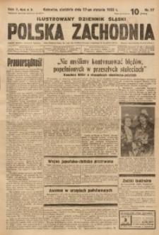 Polska Zachodnia, 1935, R. 10, nr 27