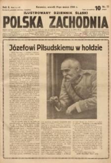 Polska Zachodnia, 1935, R. 10, nr 77