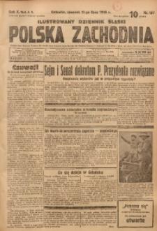 Polska Zachodnia, 1935, R. 10, nr 187