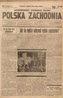 Polska Zachodnia, 1935, R. 10, nr 206