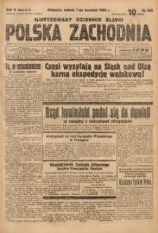 Polska Zachodnia, 1935, R. 10, nr 245