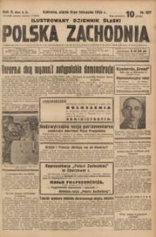 Polska Zachodnia, 1935, R. 10, nr 307