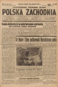 Polska Zachodnia, 1935, R. 10, nr 336