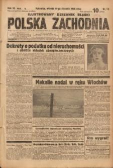 Polska Zachodnia, 1936, R. 11, nr 13