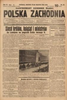 Polska Zachodnia, 1936, R. 11, nr 25