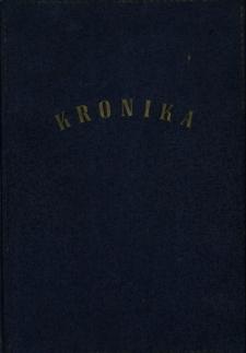 Głubczyce. Kronika Związku Młodzieży Wiejskiej w Głubczycach. 1970-1972 r.