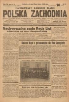 Polska Zachodnia, 1936, R. 11, nr 84