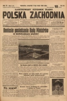 Polska Zachodnia, 1936, R. 11, nr 131