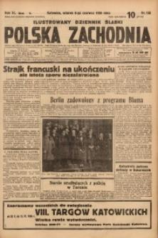 Polska Zachodnia, 1936, R. 11, nr 156