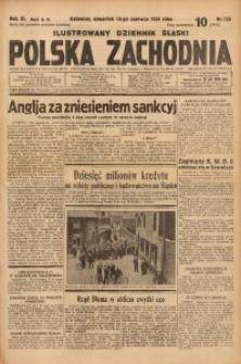 Polska Zachodnia, 1936, R. 11, nr 165