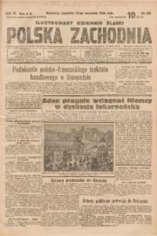 Polska Zachodnia, 1936, R. 11, nr 258