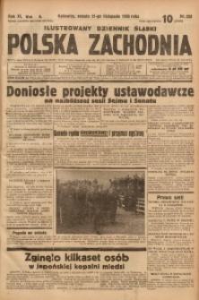 Polska Zachodnia, 1936, R. 11, nr 320